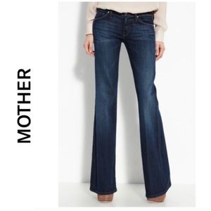 Mother The Wilder Double Take Denim Jeans Size 24
